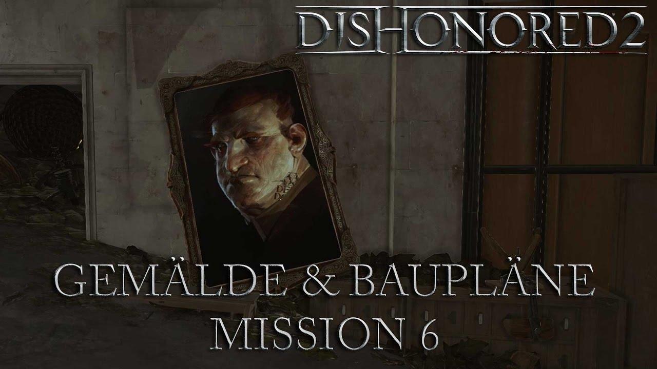 Dishonored 2 Alle Baupläne