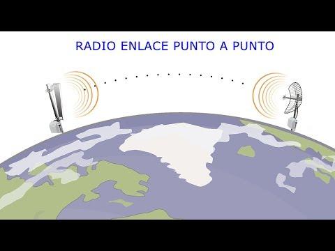 Enlace Inalámbrico punto a punto perdidas zona fresnel google earth radio mobile