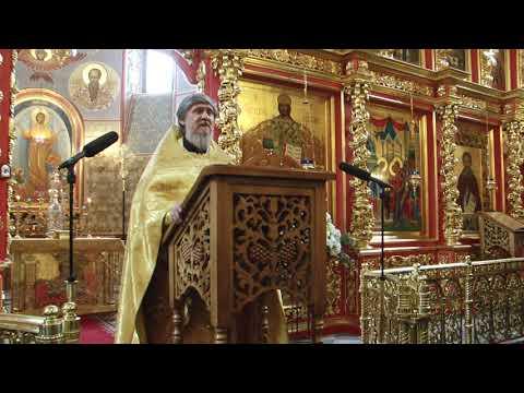 Расписание богослужений на первую седмицу Великова поста.