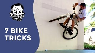 7 MTB Tricks You Can Do Anywhere
