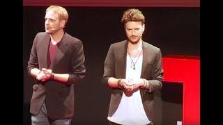 Le paradoxe de Robin des Bois   Fabrice de Boni & Axel Lattuada   TEDxLaRochelle