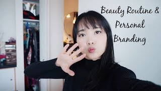 My Hair Care and Beauty Routine | Personal Branding