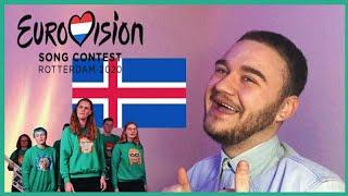 ICELAND EUROVISION 2020 REACTION: Daði og Gagnamagnið – Think About Things |Avos