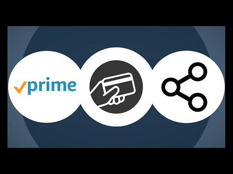 Bei AMAZON die Prime-Vorteile TEILEN || BEZAHLEN.NET