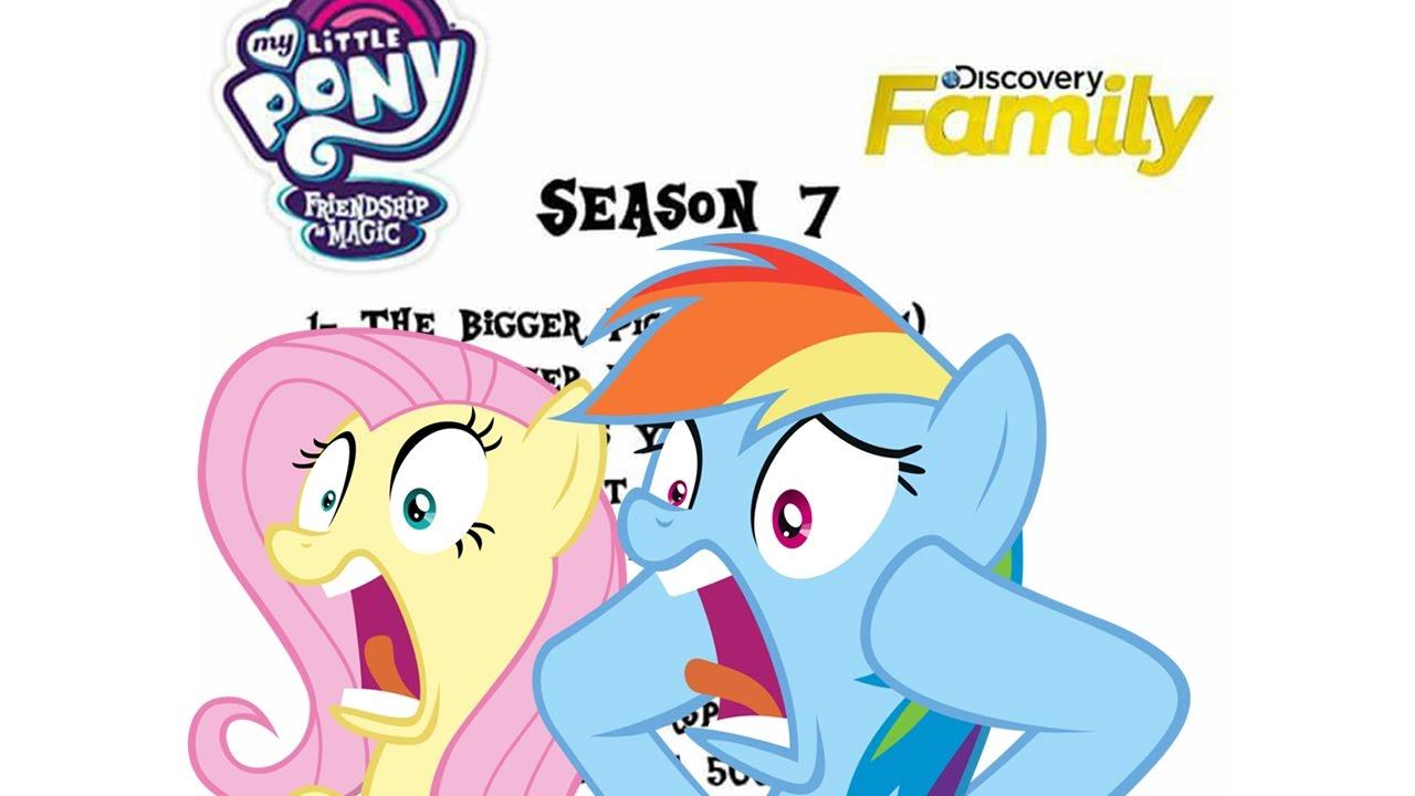 My Little Pony: Friendship Is Magic Season 7 (Fanon ...