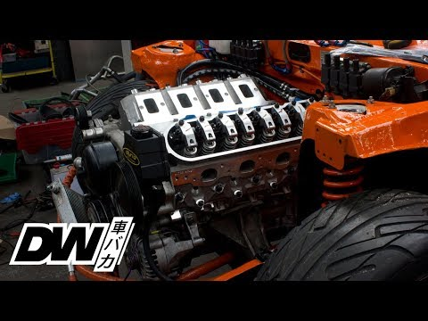 HOW TO BUILD A CRAZY DRIFT CAR BY DRIFTWORKS