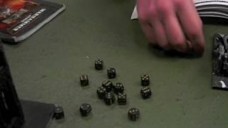 Grey Knights VS Dark Eldar Warhammer 40k Battle Report (HD)