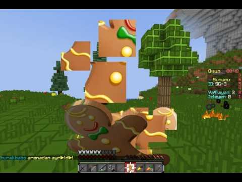 Minecraft Survival Games#3 Hackerliğimi bıkrakıyorum