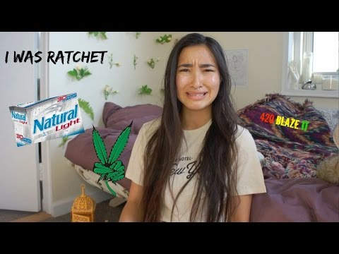 Taking Shots at School, Sneaking Out & Blazing |High School Stories| With Pictures