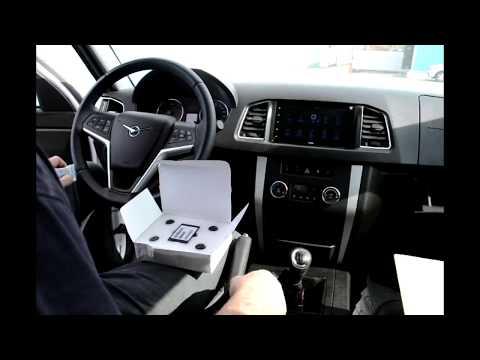 Штатная автомагнитола Android  Navitrek NT-017 для УАЗ Патриот 2017