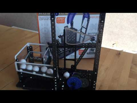 VEX Robotics Hook Shot Ball Machine