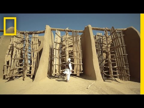 See the 1,000-Year-Old Windmills Still in Use Today | National Geographic