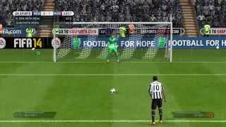 Newcastle - ManU / XFL Liga 3.Season 14.Spieltag (Xbox One)