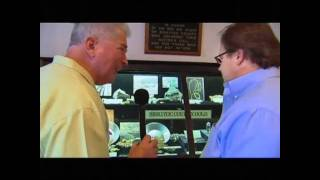 California Gold segment on Yreka