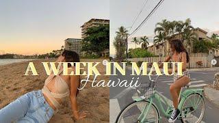 A WEEK IN MAUI, HAWAII | Emma Rose