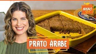 Quibe Assado Com Carne Moída Tahine E Nozes Picadas  Rita Lobo  Cozinha Pratica