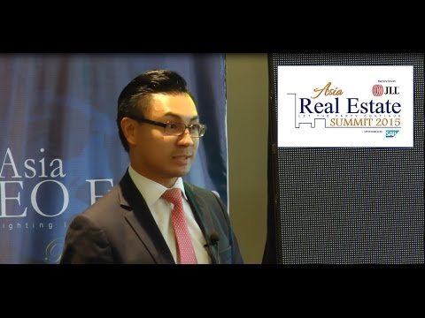 Asia Real Estate Summit 2015 - Eric Manuel
