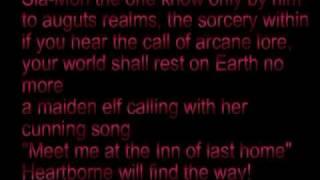 Wishmaster lyrics - Nightwish