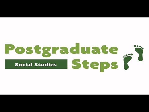 AIT Postgraduate Steps Interview with Ann Marie Crehan