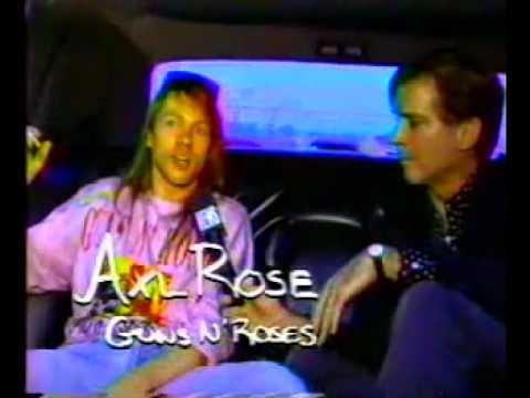 Hangin' with Guns N' Roses, Metallica & Faith No More (1992)