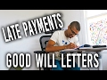 How to Dispute Late Payments || Good Will Letters || Fix Your Credit Fast