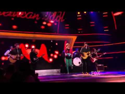 American Idol 10 - Sugarland - Stuck Like Glue