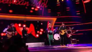American Idol 10 - Sugarland - Stuck Like Glue
