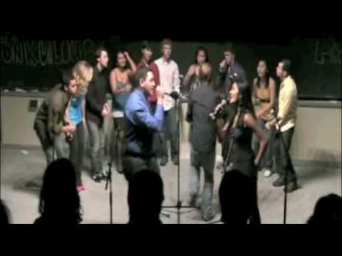 MIT Resonance - Ben Folds Gone a cappella