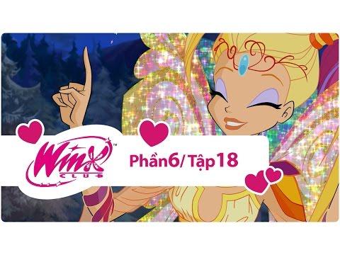 Winx Công chúa phép thuật - phần 6 tập 18 - [trọn bộ]