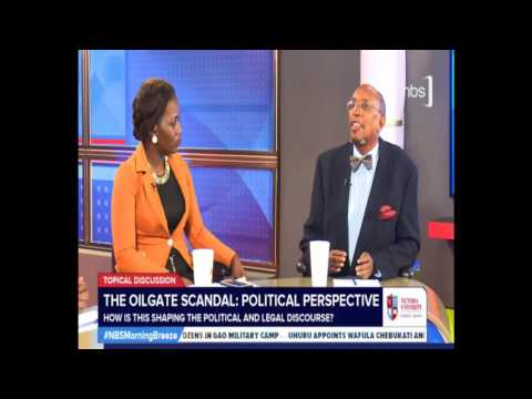 Perspective into Oil Gate Scandal (Prof Ogenga Latigo, Hon Y