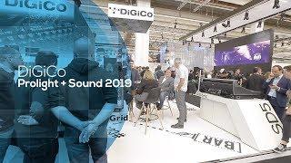DiGiCo SD12 i KLANG - małżeństwo z wyboru (Prolight+Sound 2019)