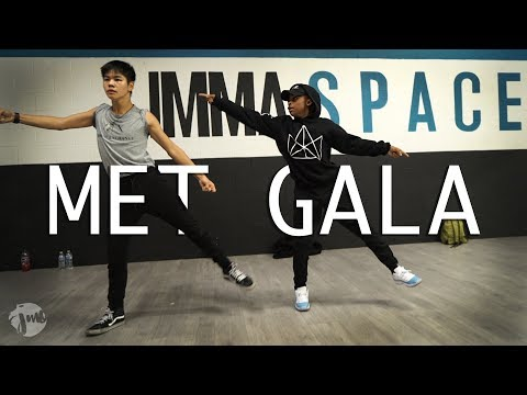 Gucci Mane Ft. Offset - Met Gala Choreography | By B Dash | @gucci1017 @offsetyrn