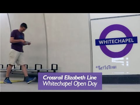 Whitechapel Station Open Day