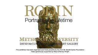 Rodin - Portraits of a Lifetime, Exhibit Video(