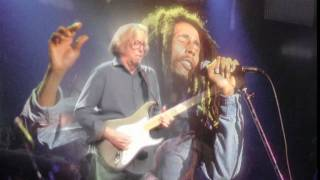 Eric Clapton HD - I Shot the Sheriff - Bob Marley Tribute - MONTREAL 2010