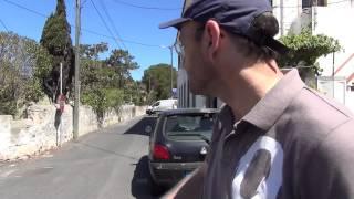 Os moradores protestam contra a velocidade a que os carros passam à sua porta. A Saloia TV mostra o que se passa.