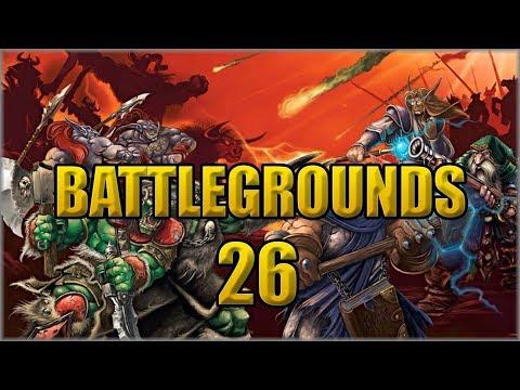 Dodgethis - Battlegrounds 26 Warlock CZ