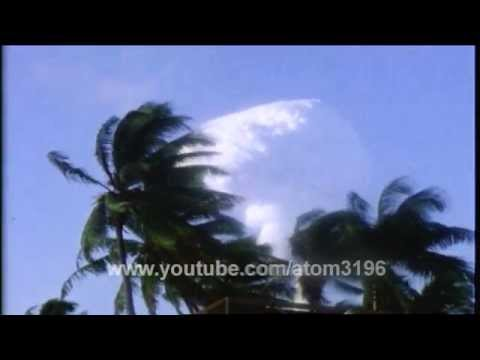 HD hydrogen bomb explosion 1962 operation dominic nuclear fireballs complication