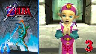 The Legend of Zelda: Ocarina of Time 3D | Part 3 | Princess of Destiny - Azure Plays