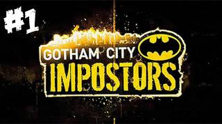 Gotham City Impostors Gameplay Part 1 - I Want Melvin