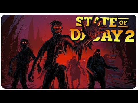 State of Decay 2 Gameplay - Plague Infestation! | State of Decay 2 #3 Walkthrough