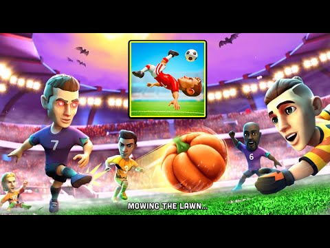 Mini Football - Mobile Soccer - Atlantic Park Gameplay |Tutorial | Duels ( iOS & Android ) |