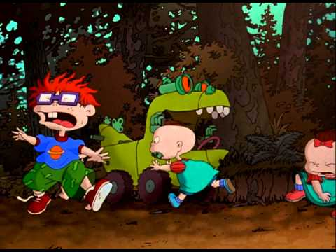 the rugrats movie trailer youtube