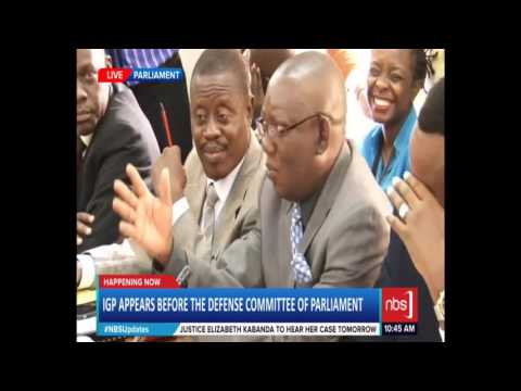 IGP and the Police Leadership Before the Defense Committee (Part 1)