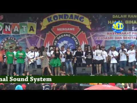 Bandung bergoyang - monata - live pilang- kondang