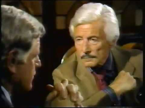 Ted Kennedy - interviewed by Oleg Cassini, 1980s (Part 2 of 2)