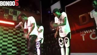 Bongo5 Makomando Show Maisha Club.