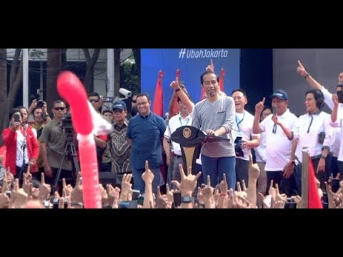 Rakyat DKI Dukung Perintah Presiden Jokowi pada Anies Baswedan Terkait MRT