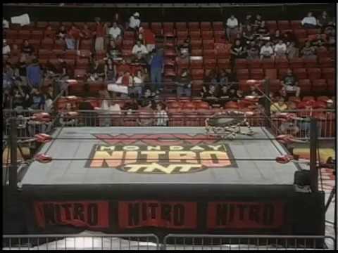 WCW Monday Nitro Pre-Show - Rapid City, SD - 8/10/98