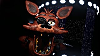 NO te ACERQUES a la PIRATE COVE de FOXY - Creepy Nights at Freddy's (FNAF Game)